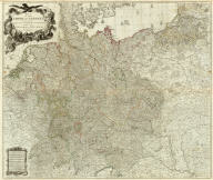 (Composite of) Map of the Empire of Germany, including all the states comprehended under that name: with the Kingdom of Prussia, &c. By L. Delarochette. T. Kitchin, sculpt. London, printed for Robt. Sayer, Map & Print Seller, opposite Fetter Lane in Fleet Street, (1790?)