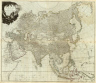 Composite: Asia, islands according to d'Anville.