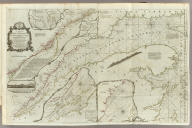 An exact chart of the River St. Laurence, from Fort Frontenac to the Island of Anticosti, shewing the soundings, rocks, shoals &c. with views of the lands and all necessary instructions for navigating that river to Quebec. To the Rt. Honble. Jno. Montagu, El. of Sandwich, First Lord Commissioner, to the other Honble. Commissioners for executing the office of Lord High Admiral of Great Britain, this chart is most humbly inscribed by their most obedient, most devoted, humble servt. Thos. Jefferys. London, printed for Robt. Sayer, Map & Printseller, no. 53, Fleet Street, as the Act directs, 25 May 1775.
