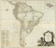 (Composite of) A map of South America, containing Tierra-Firma, Guyana, New Granada, Amazonia, Brasil, Peru, Paraguay, Chaco, Tucuman, Chili and Patagonia. From Mr. d'Anville with several improvements and additions, and the newest discoveries. London, printed for Robert Sayer, no. 53 Fleet Street, as the Act directs, July the 1st 1787.