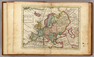 Europe. By H. Moll Geographer. (Printed for Tho: Bowles next ye Chapter House in St. Pauls Church Yard, & John Bowles at the Black Horse in Cornhill, London 1736?)