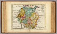 Germany. Divided into circles. Agreeable to modern history. By H. Moll Geographer. (Printed and sold by T. Bowles next ye Chapter House in St. Pauls Church yard, & I. Bowles at ye Black Horse in Cornhill, 1736?)