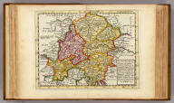 The south east part of Germany. Containing ye dominions of the Elector of Bavaria, the Archbishop: of Saltzburg, and the estates of ye House of Austria, viz Bohemia, Moravia, Austria, Styria, Carinthia, Carniola, the Bishop: of Brixen, Trent, and ye County of Tirol &c. By H. Moll Geogr. (Printed and sold by T. Bowles next ye Chapter House in St. Pauls Church yard, & I. Bowles at ye Black Horse in Cornhill, 1736?)