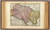 Hungary and Transilvania. Agreeable to modern history. By H. Moll Geogr. (Printed and sold by T. Bowles next ye Chapter House in St. Pauls Church yard, & I. Bowles at ye Black Horse in Cornhill, 1736?)