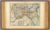 The upper part of Italy. Comprehending ye Dutchies of Savoy, Milan, Parma, Mantua, Modena, Tuscany &c. The Republicks of Venice, Genoa, Luca &c. Agreeable to modern history. By H. Moll Geograp. (Printed and sold by T. Bowles next ye Chapter House in St. Pauls Church yard, & I. Bowles at ye Black Horse in Cornhill, 1736?)