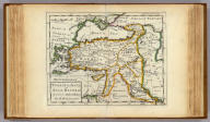 Turkey in Asia, or Asia Minor &c. Agreeable to modern history. By H. Moll Geographer. (Printed and sold by T. Bowles next ye Chapter House in St. Pauls Church yard, & I. Bowles at ye Black Horse in Cornhill, 1736?)