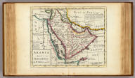 Arabia. Agreeable to modern history. By H. Moll Geographer. (Printed and sold by T. Bowles next ye Chapter House in St. Pauls Church yard, & I. Bowles at ye Black Horse in Cornhill, 1736?)