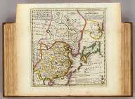 The Empire of China and island of Japan, agreeable to modern history. By H. Moll Geographer. (Printed and sold by T. Bowles next ye Chapter House in St. Pauls Church yard, & I. Bowles at ye Black Horse in Cornhill, 1736?)