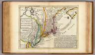New England, New York, New Jersey and Pensilvania. By H. Moll, Geographer. (Printed and sold by Tho: Bowles next ye Chapter House in St. Pauls Church Yard, & Ino: Bowles at ye Black Horse in Cornhill, 1736?)