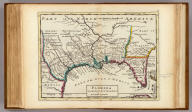 Florida called by ye French Louisiana &c. By H. Moll Geographer. (Printed and sold by Tho: Bowles next ye Chapter House in St. Pauls Church Yard, & Ino: Bowles at ye Black Horse in Cornhill, 1736?)
