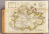 The island of Antego. By H. Moll Geographer. Sold by T. Bowles next ye Chapter House in St. Pauls Church yard, & I. Bowles at the Black Horse in Cornhill, (1736?)