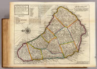 The island of Barbadoes. Divided into its parishes, with the roads, paths, &c. According to an actual and accurate survey. By H. Moll Geographer. Printed and sold by Tho: Bowles next ye Chapter House in St. Pauls Church yard, & I. Bowles at the Black Horse in Cornhill, (1736?)