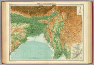 "India - north-eastern section. (with Calcutta Region). The Edinburgh Geographical Institute, John Bartholomew & Co. ""The Times"" atlas. (London: The Times, 1922)"