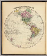 Western Hemisphere. (Compiled and published by Snyder, Van Vechten & Co., Milwaukee. 1878)