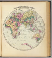 Eastern Hemisphere. (Compiled and published by Snyder, Van Vechten & Co., Milwaukee. 1878)