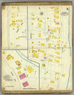 Frankfort, Kentucky, Sept. 1907. (sheet) 3. (Sanborn Map Company, 11 Broadway, New York. Title on verso:) Sanborn map of Frankfort, Ky. ...