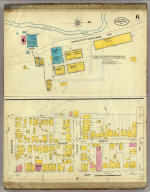 Frankfort, Kentucky, Sept. 1907. (sheet) 6. (Sanborn Map Company, 11 Broadway, New York. Title on verso:) Sanborn map of Frankfort, Ky. ...
