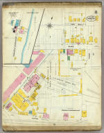 Frankfort, Kentucky, Sept. 1907. (sheet) 8. (Sanborn Map Company, 11 Broadway, New York. Title on verso:) Sanborn map of Frankfort, Ky. ...