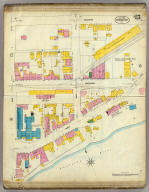 Frankfort, Kentucky, Sept. 1907. (sheet) 15. (Sanborn Map Company, 11 Broadway, New York. Title on verso:) Sanborn map of Frankfort, Ky. ...