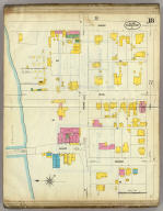 Frankfort, Kentucky, Sept. 1907. (sheet) 18. (Sanborn Map Company, 11 Broadway, New York. Title on verso:) Sanborn map of Frankfort, Ky. ...