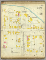 Frankfort, Kentucky, Sept. 1907. (sheet) 20. (Sanborn Map Company, 11 Broadway, New York. Title on verso:) Sanborn map of Frankfort, Ky. ...