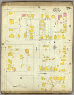Frankfort, Kentucky, Sept. 1907. (sheet) 23. (Sanborn Map Company, 11 Broadway, New York. Title on verso:) Sanborn map of Frankfort, Ky. ...