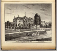 Pio Nono College and Catholic Normal School, Deaf and Dumb Institute, St. Francis Station, Wis. (Compiled and published by Snyder, Van Vechten & Co., Milwaukee. 1878)