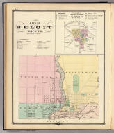 City of Beloit, Rock Co. and Shullsburg, La Fayette Co.