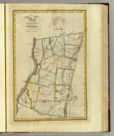 Map of the County of Columbia. By David H. Burr. Published by the Surveyor General, pursuant to an Act of the Legislature. Entered according to an Act of Congress Jany. 5th. 1829 by David H. Burr of the State of New York. Engd. by Rawdon, Clark & Co., Albany & Rawdon, Wright & Co., New York.