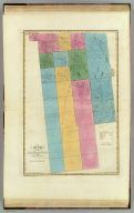 Map of the County of Franklin. By David H. Burr. Published by the Surveyor General, pursuant to an Act of the Legislature. Entered according to an Act of Congress Jany. 5th. 1829 by David H. Burr of the State of New York. Engd. by Rawdon, Clark & Co., Albany & Rawdon, Wright & Co., New York.