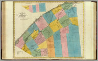 Map of the County of St. Lawrence. By David H. Burr. Published by the Surveyor General, pursuant to an Act of the Legislature. Entered according to an Act of Congress Jany. 5th. 1829 by David H. Burr of the State of New York. Engd. by Rawdon, Clark & Co., Alby. & Rawdon, Wright & Co., N. York.