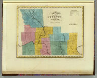 Map of the County of Broome. By David H. Burr. Published by the Surveyor General, pursuant to an Act of the Legislature. Entered according to an Act of Congress Jany. 5th. 1829 by David H. Burr of the State of New York. Engd. by Rawdon, Clark & Co., Albany & Rawdon, Wright & Co., N.Y.