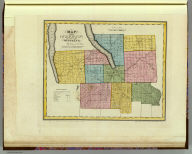 Map of the County of Tompkins. By David H. Burr. Published by the Surveyor General, pursuant to an Act of the Legislature. Entered according to an Act of Congress Jany. 5th. 1829 by David H. Burr of the State of New York. Engd. by Rawdon, Clark & Co., Albany & Rawdon, Wright & Co., N.Y.