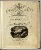 Title Page: Atlas, State of New York.