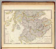 Scotland I. Published under the superintendence of the Society for the Diffusion of Useful Knowledge. Engraved by J. & C. Walker. London, published by Baldwin & Cradock, 47 Paternoster Row, March 1st, 1834. (London: Chapman and Hall, 1844)