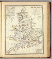 Ancient Britain I. Published under the superintendence of the Society for the Diffusion of Useful Knowledge. J. & C. Walker sculp. London, Published by Baldwin & Cradock, 47 Paternoster Row, Octr. 1st , 1834. (London: Chapman and Hall, 1844)