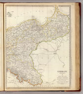 Germany. Deutschland II. Eastern part of the Prussian States. Published under the superintendence of the Society for the Diffusion of Useful Knowledge. J. & C. Walker sculpt. London, published by Baldwin & Cradock, 47 Paternoster Row, Decr. 15th, 1832. Printed by E. Brain, Bartholomew Close. (London: Chapman & Hall, 1844)
