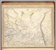 Russia in Europe. Part II. Olonetz, Iaroslavl, Archangel, Vologda, Viatka, Perm. Engraved by J. & C. Walker. London, published by Baldwin & Cradock, 47 Paternoster Row, July 1st. 1835. Published under the superintendence of the Society for the Diffusion of Useful Knowledge. (London: Chapman and Hall, 1844)