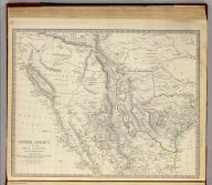 Central America II. Texas, California and the northern states of Mexico. Published under the superintendence of the Society for the Diffusion of Useful Knowledge. J. & C. Walker sculpt. Published by Chapman & Hall, 186 Strand, 15th. Oct. 1842. (1844)