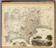 Naples. Napoli. Published under the superintendance of the Society for the Diffusion of Useful Knowledge. (Drawn by) W.B. Clarke, arch: dir: T. Bradley sc. Published by Baldwin & Cradock, March 1835. (London: Chapman & Hall, 1844)