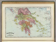 Rand, McNally & Co.'s new 14 x 21 map of Greece. Copyright 1895, by Rand, McNally & Co. (Chicago, 1897)