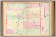 Asher & Adams' New Mexico. Entered according to Act of Congress in the year 1873 by Asher & Adams ... at Washington. (New York, 1874)