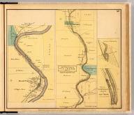 Sectional plan of Oil Creek. No. 5. Entered ... 1865 ... Southern District of New York by F.W. Beers & Co. Ferd. Mayer & Co. Lithographers, 96 Fulton St., N.Y.