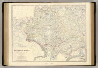 South-west Russia showing the extent of the Kingdom of Poland previous to its partition in 1772 by Keith Johnston, F.R.S.E. Engraved & printed by W. & A.K. Johnston, Edinburgh. William Blackwood & Sons, Edinburgh & London, (1861)