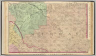 Map number six (Alameda County farm map. Published by Thompson & West, Oakland, Cala., 1878)