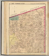 Map number eight (Alameda County farm map. Published by Thompson & West, Oakland, Cal., 1878)