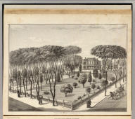 Residence of W.A. Bray, Fruit Vale, Alameda County, Cal. (Published by Thompson & West, Oakland, Cala., 1878)