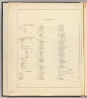 (Contents to) Official and historical atlas map of Alameda County, California. Compiled, drawn and published from personal examinations and surveys by Thompson & West. Oakland, Cala. 1878. Thos. Hunter Pr. Phila. N. Friend, Engr. Philad. C.L. Smith, Del.