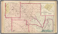 Map number four (Solano County, Calif.) (with) Map of Elmira, Solano Co., California. (Published by Thompson & West, San Francisco, Cala, 1878)