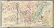 Map number six (Solano County, Calif.) (with) Map of Rio Vista, Solano Co., California. (Published by Thompson & West, San Francisco, Cala, 1878)